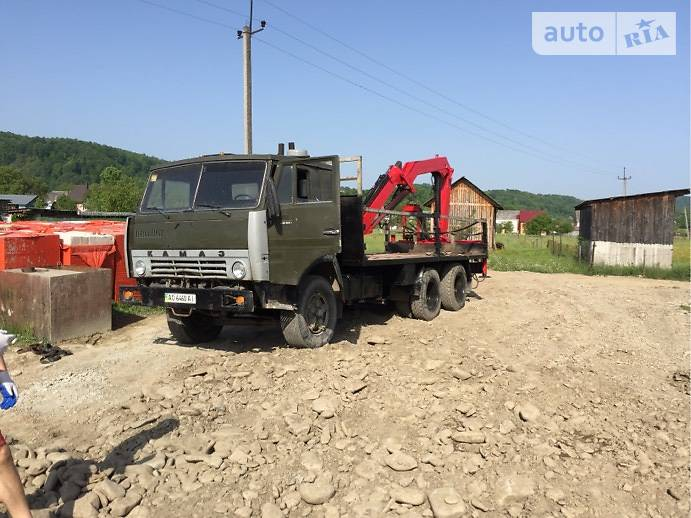 КамАЗ 53212 1994 в Тячеві
