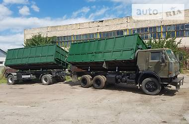КамАЗ 53212 1986 в Ахтырке