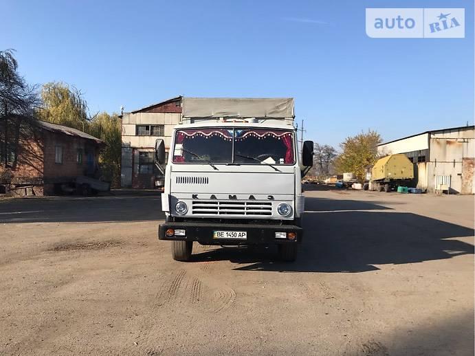 КамАЗ 53212 1988 в Первомайске
