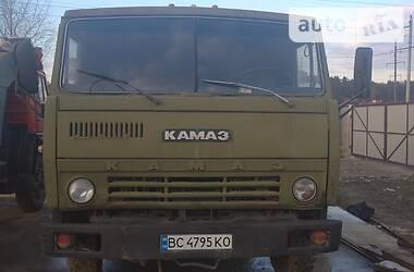 Бортовой КамАЗ 53212 1989 в Львове