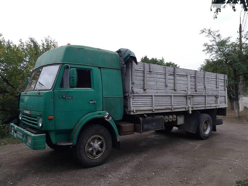 КамАЗ 53212 1988 в Мариуполе