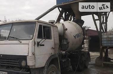 Бетономешалка (Миксер) КамАЗ 53212 1989 в Одессе