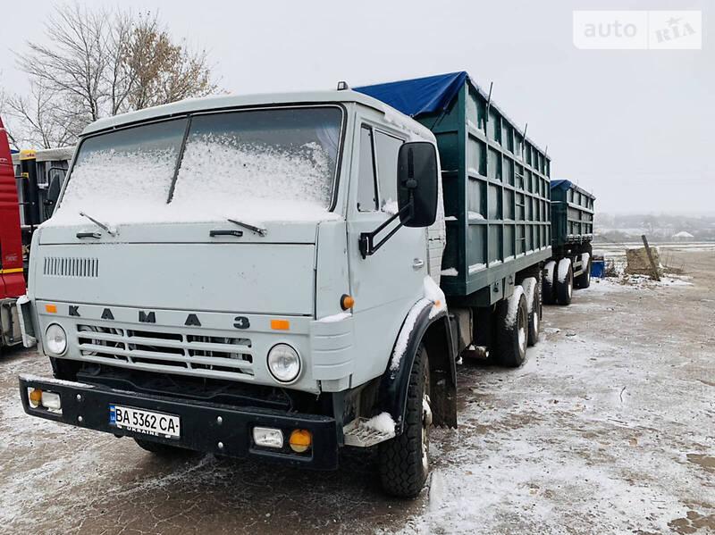 КамАЗ 53212 1991 в Новоукраинке