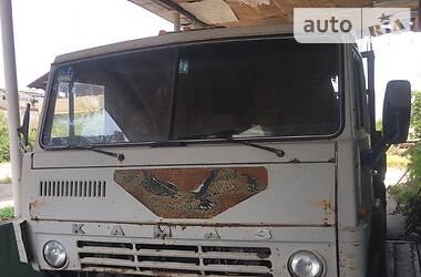 Бортовий КамАЗ 53212 1990 в Чернівцях