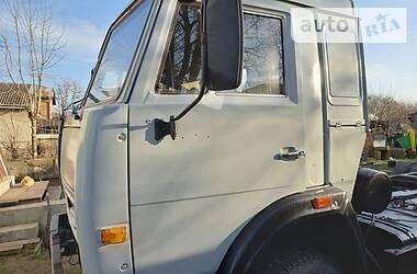 Бортовой КамАЗ 53215 2006 в Львове