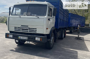 Зерновоз КамАЗ 53215 2002 в Днепре