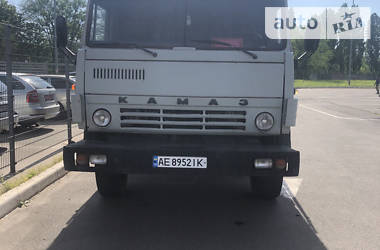 Бортовий КамАЗ 53215 1988 в Кривому Розі