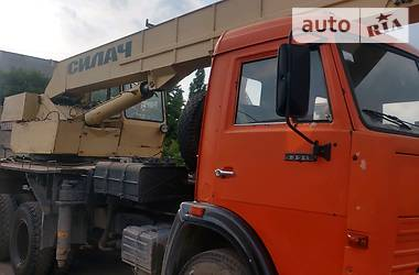 Автокран КамАЗ 53215 2005 в Одесі