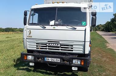 Бортовий КамАЗ 53215 2005 в Кропивницькому