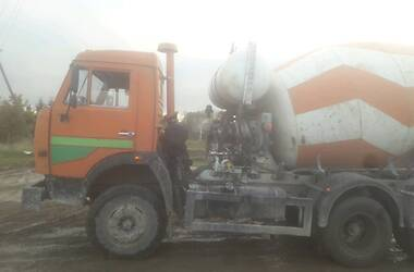 Бетономешалка (Миксер) КамАЗ 53229 2006 в Ивано-Франковске