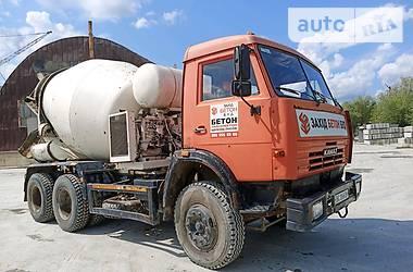 Бетонозмішувач (Міксер) КамАЗ 53229 2005 в Львові