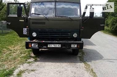КамАЗ 54112 1986 в Білогір'ї