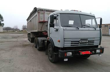 КамАЗ 54115 2004 в Новомосковске