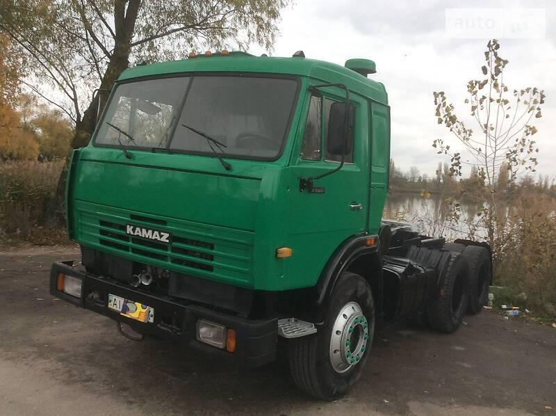 Тягач КамАЗ 54115 2007 в Українці