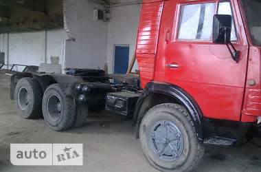 КамАЗ 5411 1992 в Ивано-Франковске
