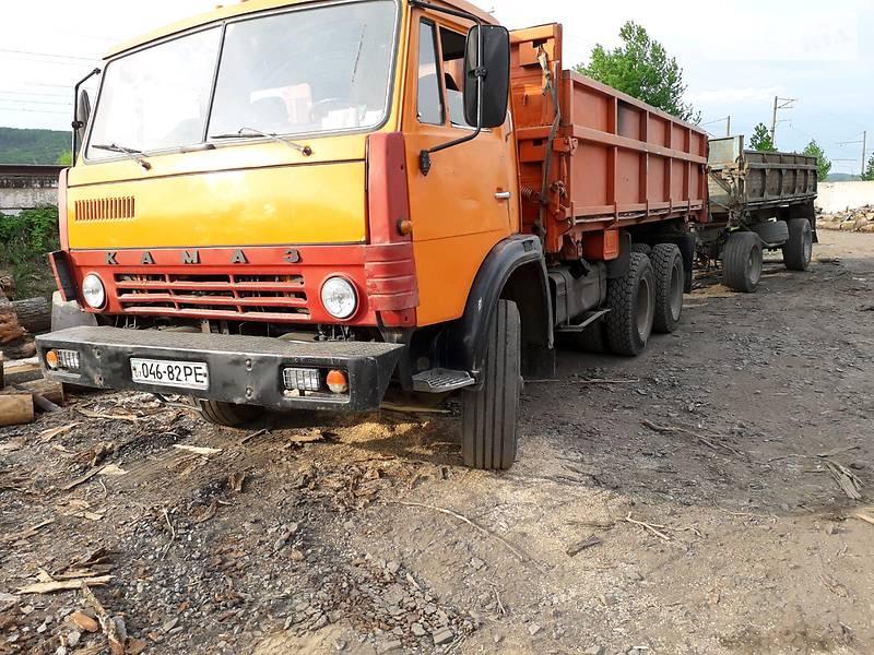 КамАЗ 55102 1985 в Мукачево