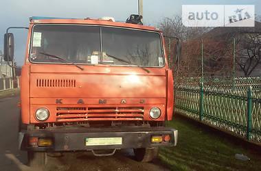 КамАЗ 55102 1987 в Стрые