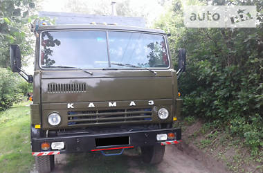 КамАЗ 55102 1986 в Чернухах