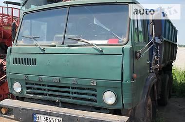 КамАЗ 55102 1988 в Гадяче