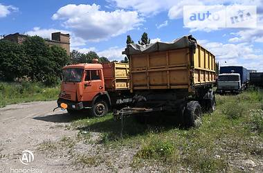 КамАЗ 55102 2004 в Кропивницком