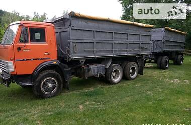 КамАЗ 55102 1989 в Дунаевцах