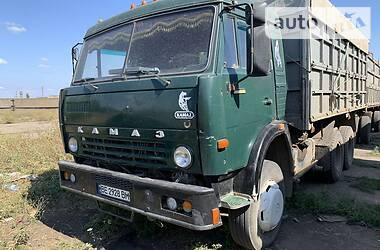 Бортовой КамАЗ 55102 1987 в Николаеве