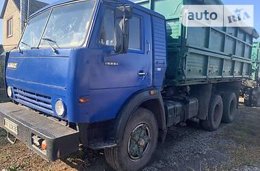 КамАЗ 55102 1989 в Валках