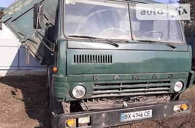 Самосвал КамАЗ 55102 1989 в Староконстантинове