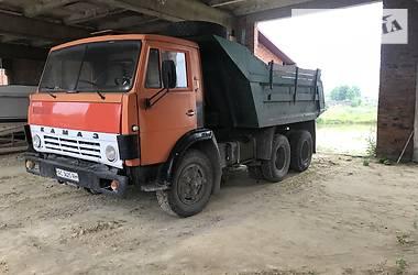 КамАЗ 5510 1989 в Ковеле