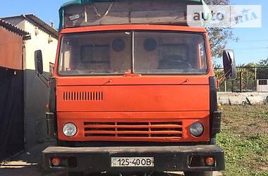 КамАЗ 55111 1990 в Березовке