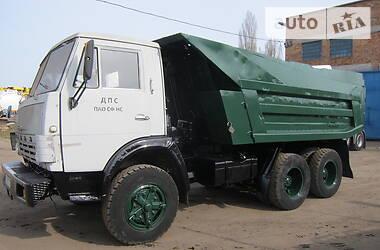 Самоскид КамАЗ 55111 1991 в Херсоні