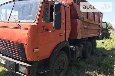 Бортовой КамАЗ 55111 1992 в Днепре
