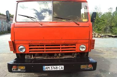 Самоскид КамАЗ 55111 1991 в Хорошеві
