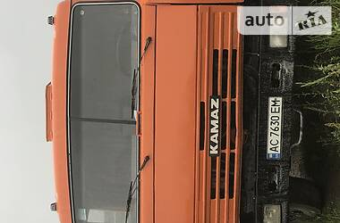 Самоскид КамАЗ 55111 1990 в Луцьку