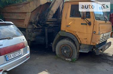 Самоскид КамАЗ 55111 1992 в Шепетівці