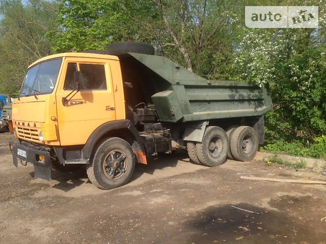 КамАЗ 5511 1988 в Черновцах