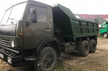 Самосвал КамАЗ 5511 1990 в Глыбокой