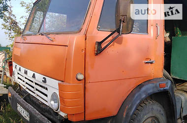 КамАЗ 5511 1987 в Кропивницком