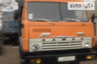 КамАЗ 5511 1980 в Николаеве