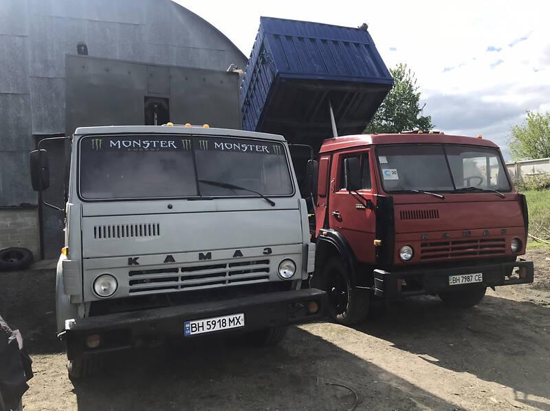 Самосвал КамАЗ 5511 1987 в Подольске