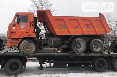 КамАЗ 65115 2011 в Днепре