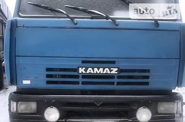 КамАЗ 65115 2008 в Великом Бурлуке