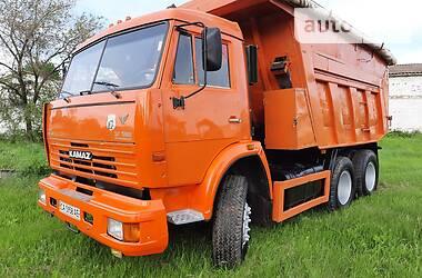 Самосвал КамАЗ 65115 2007 в Умани
