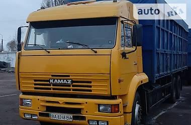 Зерновоз КамАЗ 65117 2007 в Кропивницком