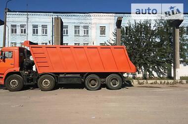 КамАЗ 65201 2007 в Киеве