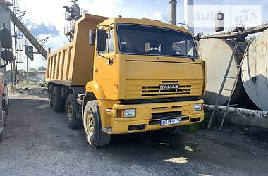 КамАЗ 65201 2007 в Хмельницком