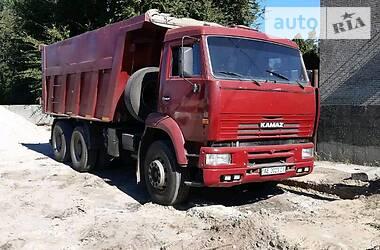 Самосвал КамАЗ 6520 2007 в Магдалиновке