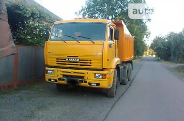 КамАЗ 6520 2008 в Мукачево