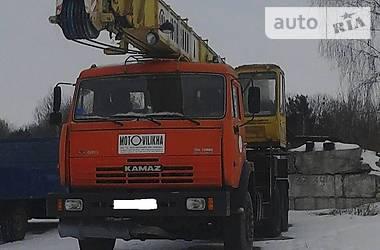КамАЗ ХТХ 215 55.79.22 2010