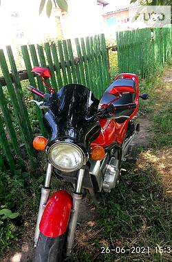 Мотоцикл Спорт-туризм Kawasaki ER-5 1998 в Глобине